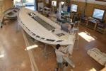 atelier des barques de paulilles cecile crochat pastor et cedric au travail  (1)